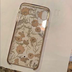 kate spade Accessories - iPhone XS Max case